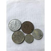 ПНР 5 монет