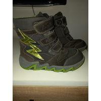 Ботинки Lurchi (Германия) 28 размер,мембрана