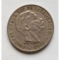 Люксембург 5 сантимов, 1901 4-4-23