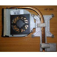 Система охлаждения для ноутбука HP G60