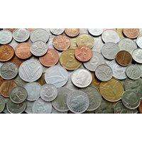 20 монет Мира - одним лотом.