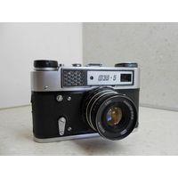 Фотоаппарат ФЭД-5 с объективом Индустар-61Л/Д полностью готовый к съёмке