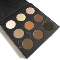 Палетка для оформления бровей Zoeva Brow Spectrum Palette