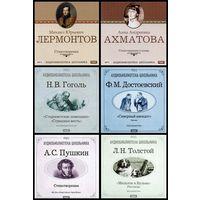 Аудиобиблиотека школьника 5 - 11 классы (19 сборников - 14 авторов)