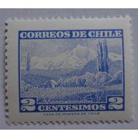 Чили.гора Чошуенко