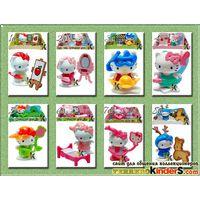 Киндер Хелло Китти 2014 (Hello Kitty) FF325-FF332