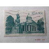 RSA, РОАДСААЛ БЛОЕМФОНТЕЙН, 1982 г., ГАШЕННАЯ
