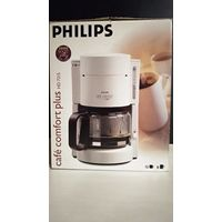 Кофеварка philips cafe comfort plus hd 7215
