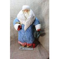 Дед Мороз СССР, высота 47 см. АУКЦИОН. С РУБЛЯ!!!