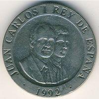 Испания 200 песет 1992 г.