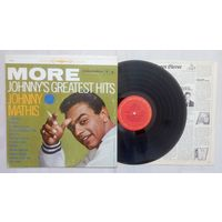 Johnny Mathis - More Johnny's Greatest Hits (USA ВИНИЛ LP)