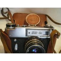 Фотоаппарат ФЭД-5в. Торг.