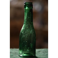 Бутылка царских времен  12 см