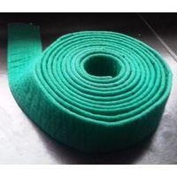Пояс для единоборств, 260 см, зелёный