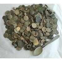 Монетки + Копанина