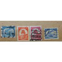 Эстония\#442\estonia 1932 Mi 94-7, Sc 108-1 Университет Тарту