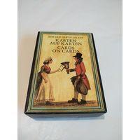 Набор карт EDWARD HAWKE LOCKER.KARTEN AUF KARTEN.CARDS ON CARDS.Introduction by Sylvia Mann. Edition Leipzig.1982.