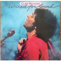Cliff Richard - Wired for sound, 1981, LP, England