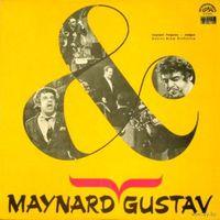 Maynard Ferguson, Gustav Brom Orchestra - Maynard & Gustav - LP - 1970