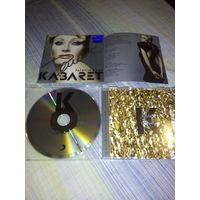 "Автограф Патрисии Каас на диске ""Kabaret"""