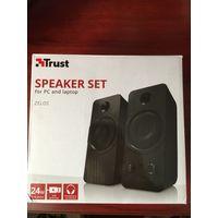 Проводные колонки Trust Zelos Speaker Set