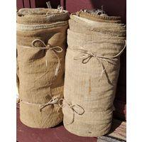 Мешки для картошки из мешковины, б.у-пополнение-22шт