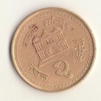 2 рупии 2003 г.