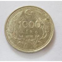Турция 1000 лир 1994