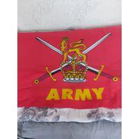 Флаг  сухопутных войск Великобритании