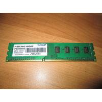 Оперативная память Patriot 4GB DDR3 PC3-12800 (PSD34G16002)