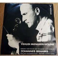 Johannes Brahms - Yehudi Menuhin