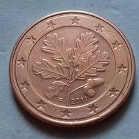 5 евроцентов, Германия 2011 F, AU