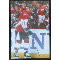 PANNINI Italy 98-99 MARK MESSIER NHL ALL-STARS.