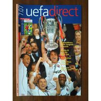 Журнал UEFA direct 7-2007