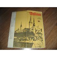 Карта Таллинн