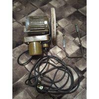 Военный электродвигатель  с наждаком