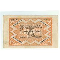 Германия, 1 миллион марок 1923 год