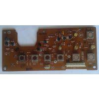 Плата от видеомагнитофона Электроника ВМ - 12