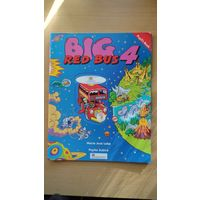 Big Red Bus 4. Pupil's book