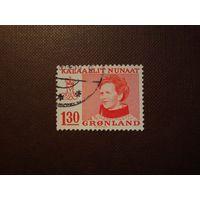 Гренландия  1979 г.Королева Маргрете II.