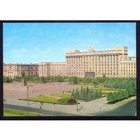 СССР ДМПК 1978 Ленинград Московская площадь Ленин