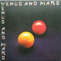 Wings /Venus And Mars/1975, Capitol, LP, EX, Germany