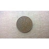 Польша 2 гроша, 1935г.  (D-4.2)