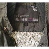 Куртка мужская Just Rebel Raw