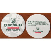 Подставка под пиво Clausthaler No 3