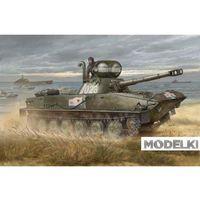 Танк ПТ-76Б, сборная модель 1/35 Trumpeter 00381
