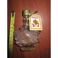 Бутылочка . Кленовый лист