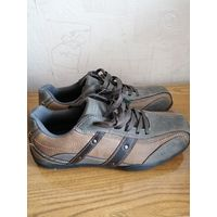 """Новые туфли """"Perry ellis portfolio"""", размер 9 (на наш 42). Длина стельки 28 см."""
