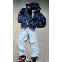 Куртка -ветровка Zara