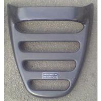 Накладка Багажника (пластиковая) на скутер Вайпер-Фада-АльфаМото-Хор с